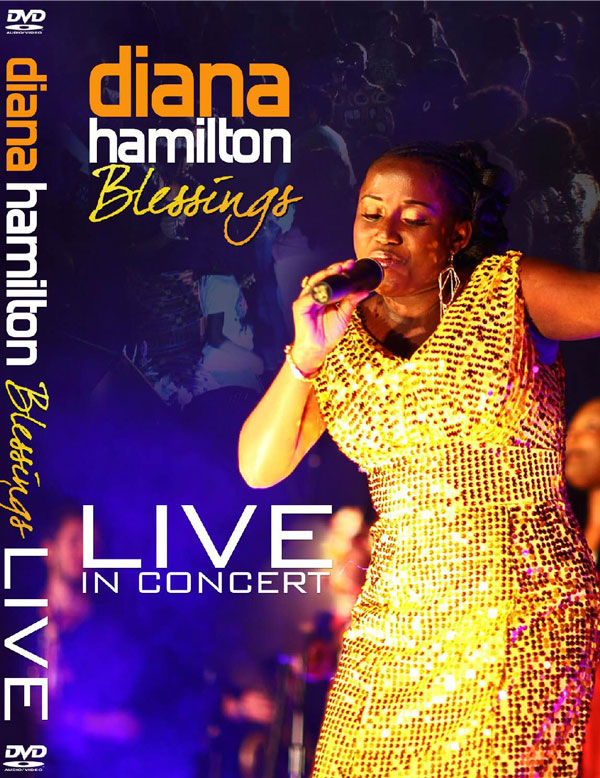 BLESSINGS - DIANA HAMILTON - LIVE IN CONCERT