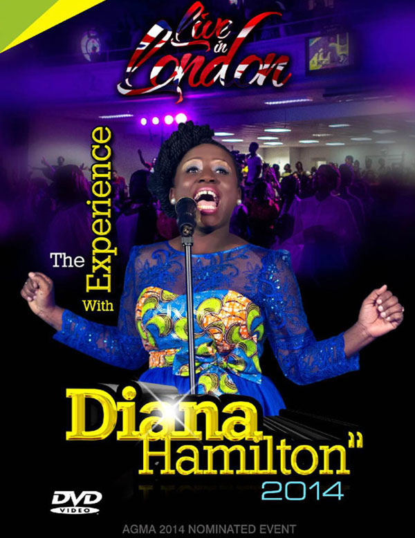 THE EXPERIENCE 2014 WITH DIANA - LIVE IN LONDON